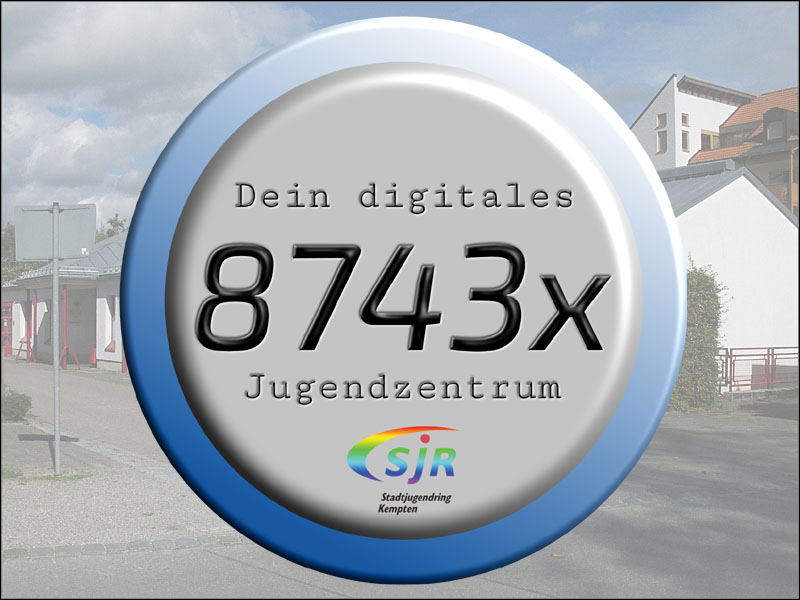 8743x - das digitale Jugendzentrum