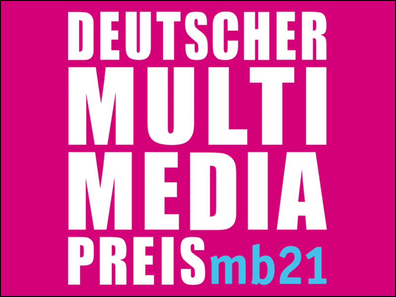 Deutscher Multimediapreis 2020